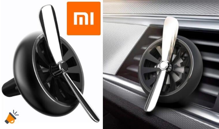 oferta Xiaomi Mijia Carfook ambientador coche barato SuperChollos