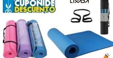 oferta Lixada Esterilla de Yoga barata SuperChollos