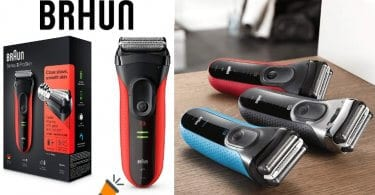 oferta Braun Series 3 afeitadora barata SuperChollos
