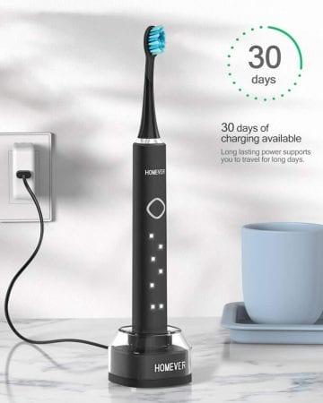 Cepillo de dientes Homever barato SuperChollos