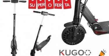 oferta KUGOO S1 Pro patinete barato SuperChollos