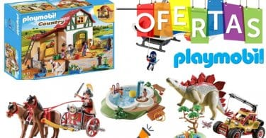 ofertas playmobil baratos amazon SuperChollos