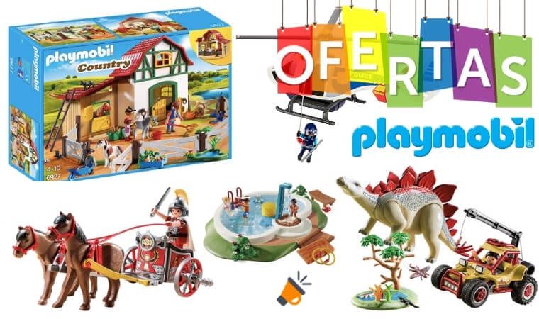 ofertas playmobil baratos amazon SuperChollos
