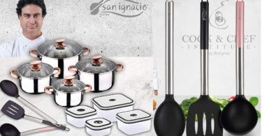 oferta San Ignacio Premium Bateria cocina barata SuperChollos