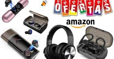 ofertas auriculares inalambricos baratos SuperChollos