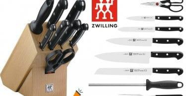 oferta Zwilling Twin Gourmet cuchillos baratos SuperChollos