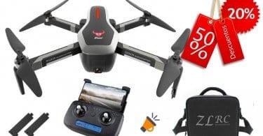 oferta Goolsky SG906 drone barato SuperChollos