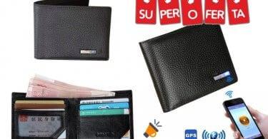 oferta FOONEE cartera inteligente barata SuperChollos