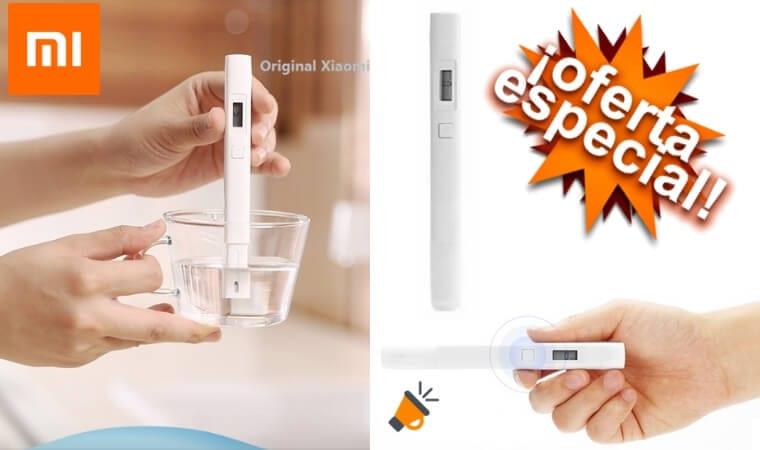 OFERTA Xiaomi Mi TDS medido pureza agua barato SuperChollos
