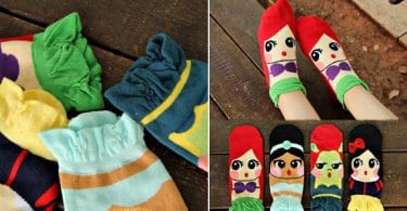 calcetin chica nin%CC%83a corto fruncido goma elastico personajes princesas disney barato aliexpress SuperChollos