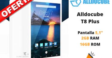 oferta Alldocube T8 Plus Ultimate barata SuperChollos