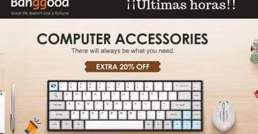 ofertas accesorios para ordenador baratos SuperChollos
