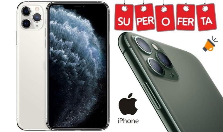 oferta iphone 11 pro max barato SuperChollos