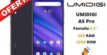 oferta UMIDIGI A5 Pro barato SuperChollos