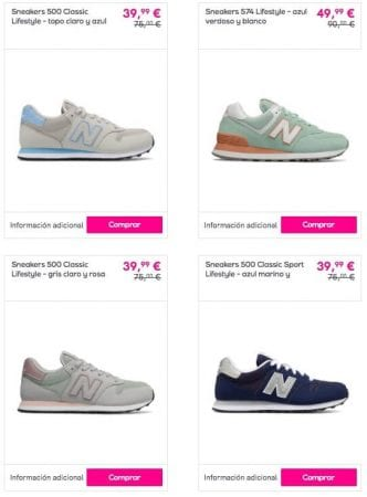 zapatillas new balance baratas2 SuperChollos