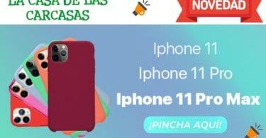 ofertas carcasas iphone 11 baratas SuperChollos