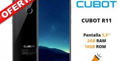 OFERTA CUBOT R11 BARATO SuperChollos