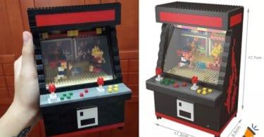 OFERTA Set Arcade Street Fighter II barato SuperChollos