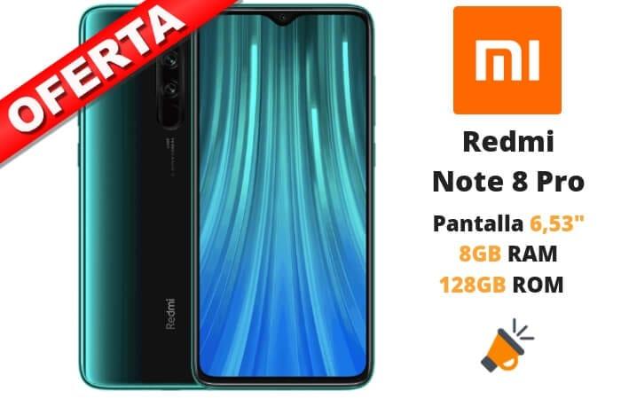 oferta Redmi Note 8 Pro barato SuperChollos