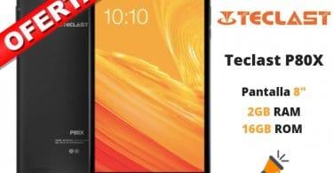 oferta Teclast P80X barata SuperChollos