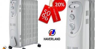 oferta Haverland NYEC11 Radiador barato SuperChollos