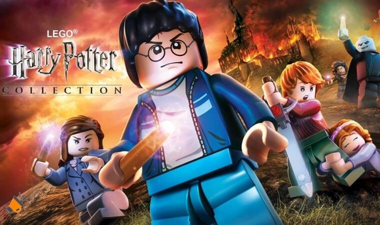 oferta Lego Harry Potter nintendo switch SuperChollos