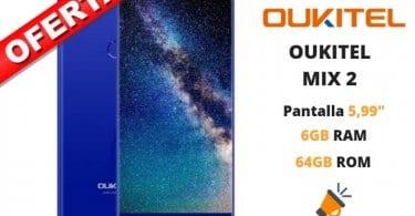 oferta OUKITEL MIX 2 barato SuperChollos