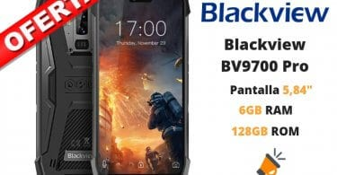 oferta Blackview BV9700 Pro barato SuperChollos