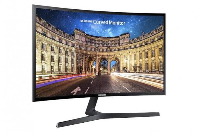 Monitor Samsung C27F398FWU barato SuperChollos