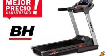 oferta BH Fitness G6473UMP Cinta de Correr barata SuperChollos