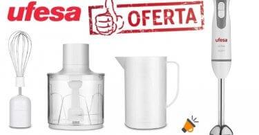 oferta Ufesa BP4552 Batidora barata SuperChollos