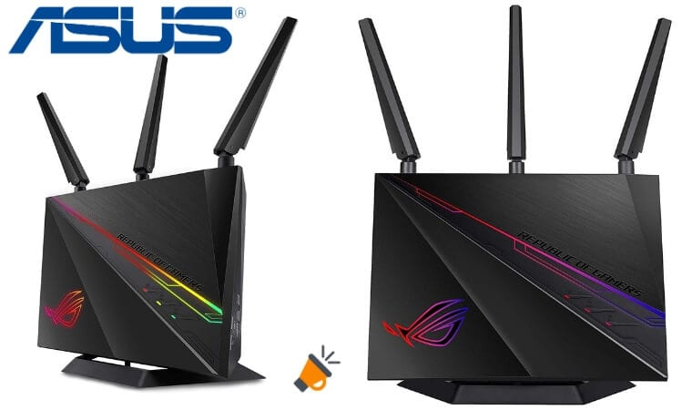 oferta ASUS ROG Rapture GT AC2900 Router barato SuperChollos