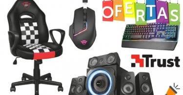 accesorios gaming trust en oferta SuperChollos