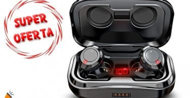 oferta Auriculares Bluetooth grde baratos SuperChollos