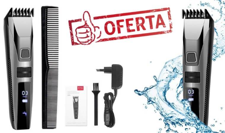 oferta Cortapelos Impermeable KYG barato SuperChollos