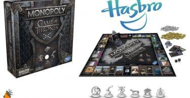 oferta Monopoly Juego de Tronos barato SuperChollos