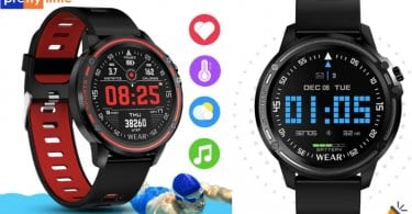 oferta Smartwatch L8 barato SuperChollos