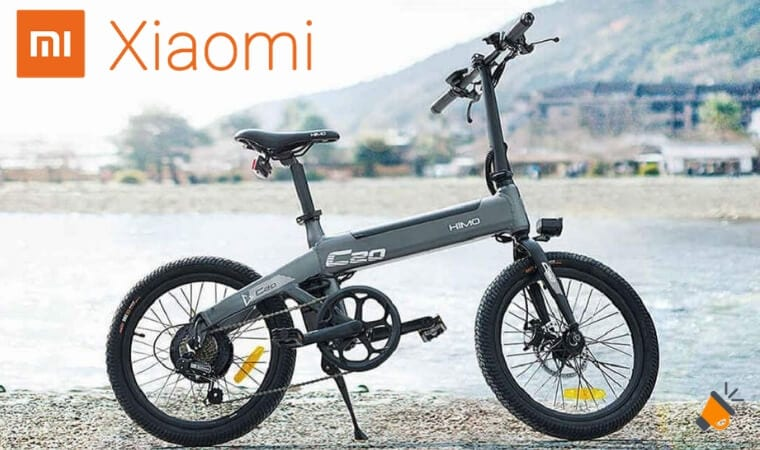 oferta Bicicleta ele%CC%81ctrica Xiaomi Himo C20 barata SuperChollos