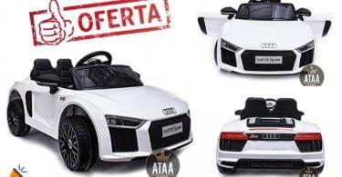 oferta ATAA CARS Audi R8 Spyder barato SuperChollos