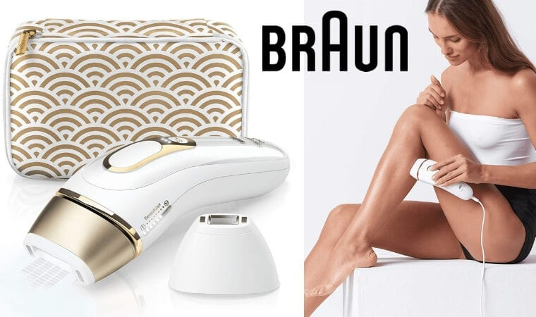 oferta Braun Silk%C2%B7Expert Pro 5 PL5137 Depiladora Luz Pulsada barata SuperChollos