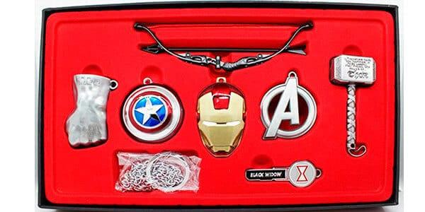 Set de coleccionismo de Los Vengadores barato SuperChollos