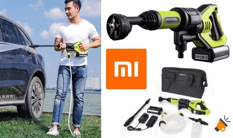 oferta Xiaomi Jimmy JW31 hidrolimpiadora barata SuperChollos