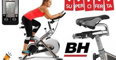 OFERTA BH Fitness MKT bicicleta spinning barata SuperChollos