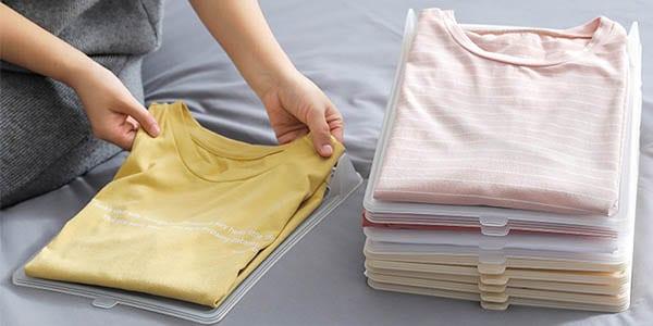 Organizador de camisetas barato SuperChollos