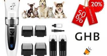 oferta Cortapelo GHB para mascotas barato SuperChollos