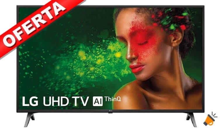 OFERTA LG 49UM7100ALEXA Smart TV BARATA SuperChollos