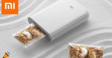 oferta Xiaomi Mijia Photo Printer AR barata SuperChollos