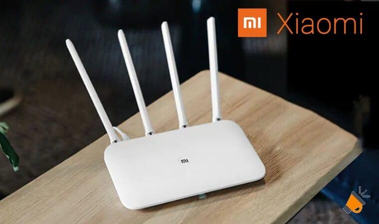 oferta Xiaomi Mi Router 4A router barato SuperChollos