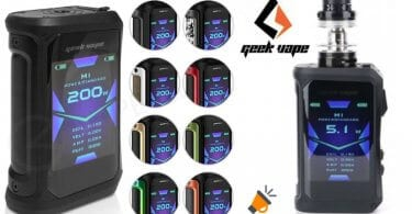oferta GeekVape Aegis X vapeador barato SuperChollos