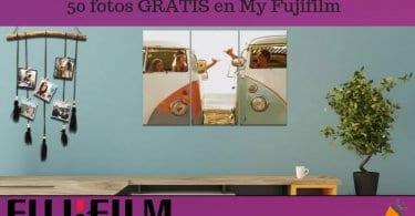 fujifilm 50 fotos gratis SuperChollos